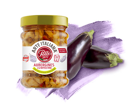aubergines-napoletana
