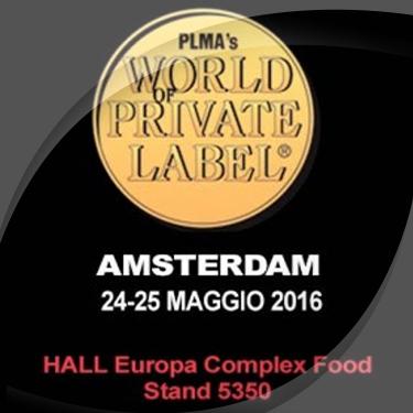 PLMA, Amsterdam 24-25 Maggio 2016
