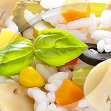 Light Rice Salad