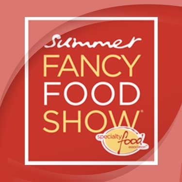SUMMER FANCY FOOD SHOW 2017