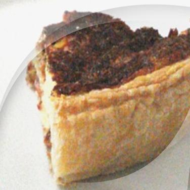 Torta al mascarpone e pomodori secchi